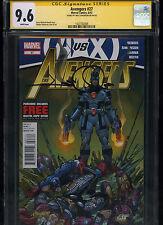 Avengers #27 CGC 9.6 SS Walter Simonson 2012