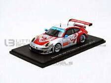 Spark S3738 Porsche 997 RSR Flying Lizard N°79 27èm