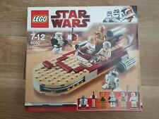 LEGO STAR WARS 8092 - LUKE'S LAND SPEEDER      NEW AND SEALED