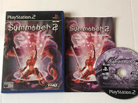 Summoner 2 ps2 Playstation 2 Game Good Condition