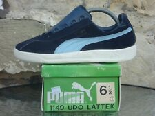 Vintage 80s PUMA Udo Lattek UK6.5 Made In Italy Deadstock heynckes comet dallas