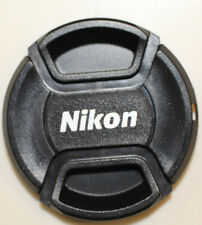 ONE 52mm Center Pinch Front Lens Cap for Nikon LC-52 AF-S NEW