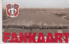 Sammler unused Seizoen Club Card FC Dordrecht Fankaart 2007-2008