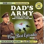 Soundtrack - Dad's Army (The Very Best Episodes, Vol. 1)  (2 CD Audio Set  2006)