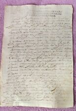 Document Original pour Almoguera 1793