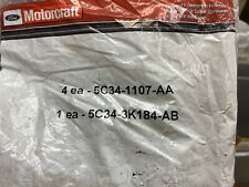 4 Pack 5c34 1107 Aa Bolt With 5c34 3k184 Ab