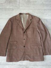 Brunello Cucinelli chaqueta chaqueta tamaño 54 con cachemira