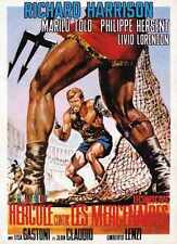 Última Gladiator Poster 03 A4 10x8 impresión fotográfica