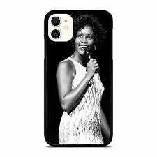 whitney houston 1 Phone case for Samsung Galaxy S20 S10, iPhone 12 pro max cases