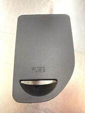 new oem 2010-2013 kia forte fuse box cover-black