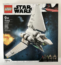 LEGO Star Wars Imperial Shuttle (75302) Brand New & Sealed