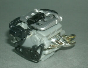 1/18 Scale Plymouth Prowler 3.5 Liter 214ci V6 Engine - Plastic Ertl Car Motor