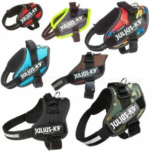 Julius K9 Official Dog Puppy IDC® POWER HARNESS Strong Adjustable