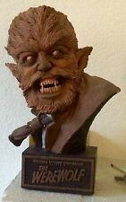 Tony Cipriano THE WEREWOLF unpainted bust In 1/3 scale