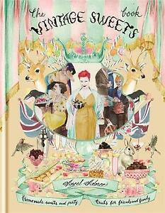 The Vintage Sweets Book by Angel Adoree (Hardback, 2013)