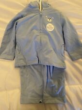 Baby Boys 6-9 Months First Impressions 3-Piece Bodysuit Hoodie Pants Bluebelle