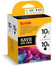 Kodak 10 Combo Cartouches d'encre d'origine Noir et Tricolore (3949948) 5100