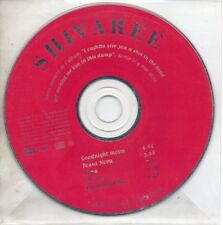 CD Single SHIVAREE	Goodnight moon PROMO french only cd sampler