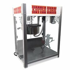 Paragon Kettle Korn 6 Ounce Popcorn Machine. Made in USA!