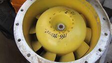 Electro Dynamics Axial Blower Fan 1000cfm Model 1155bc35 440360 17401140rpm
