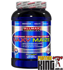 Allmax Waxy Maize 2Kg Carbohydrate Energy Fuel Glycogen Vitargo Glycofuse Gentec