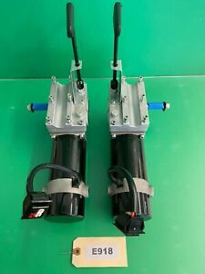 Right & Left Motor for Jazzy Select 14,Jazzy Select 14 XL, Jet 1 & 2 HD #E918