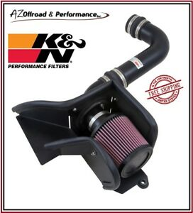 K&N 69 Series Typhoon Air Intake System For 2014-2016 Volkswagen Jetta & Passat