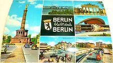Berlin bleibt doch Berlin Ansichtskarte 50er 60er Jahre 46 å