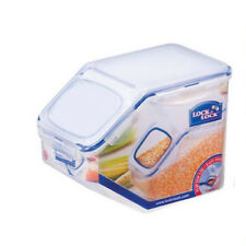 Lock & Lock Storage Bins Food Storage Container Flip-top lids Large 5L HPL700