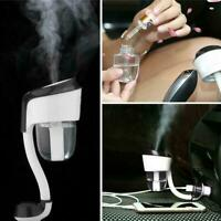Car USB Air Humidifier Diffuser Essential Oil Ultrasonic Mist Aroma x Q5X1