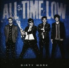 All Time Low - Dirty Work [New CD] UK - Import