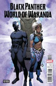 Black Panther: World of Wakanda (2016) #'s 1 2 3 4 5 Lot 1st App Mistress Zola