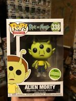 Rick And Morty ! Alien Morty  + Pop Protector