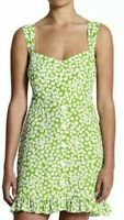 Stunning!!FAITHFULL THE BRAND Lou Lou Floral Dress,Sz M , BNWT, RRP $149