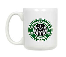 StarWars Deathstarbucks  Coffee Mug Gift Idea,11oz logo Mug