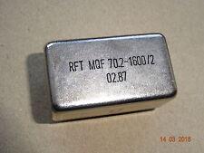 Quarzfilter MQF 70,2MHz - 1600/2