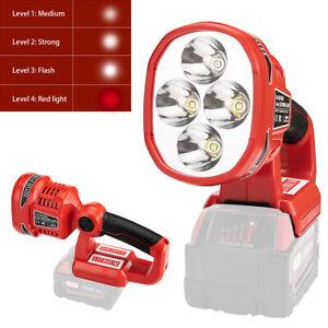 For Milwaukee M18SLED-0 M18 18v Li-Ion Cordless LED Torch Light Body Only