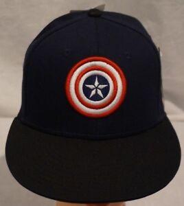 AVENGERS Age of Ultron Adjustable Baseball Cap NWT