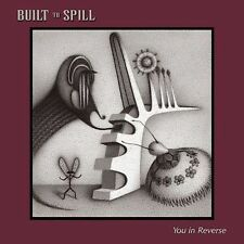 You in Reverse by Built to Spill (Vinyl, Jun-2007, Warner Bros.)