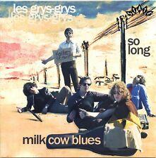 """LES GRYS-GRYS Milk Cow Blues vinyl 7"""" garage beat R & B Sleepy John Estes Kinks"""