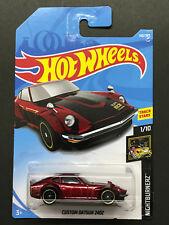 2018 Hot Wheels CUSTOM DATSUN 240Z Case G #140 /365