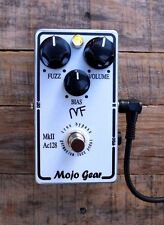 Mojo Gear Mojo Fuzz MKII AC128 with bias knob Dallas Arbiter, Fuzz Face clone