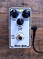 Mojo Gear Mojo Fuzz MKII AC128 with bias knob Dallas Arbiter, Fuzz Face clone