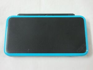 A399 Nintendo New 2DS LL XL console Black x Blue Japan x