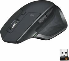 Logitech MX Master 2s Wireless Laser Mouse - Black