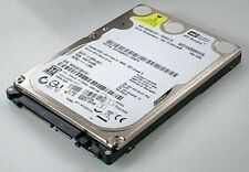 HARD DISK 250GB WESTERN DIGITAL WD2500BEVS-22UST0 SATA 2,5 250 GB HD  guasto