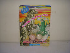 MOTU KO DOR MEI / PREHISTORIC DINOSAUR EGGS MOC 1980s L'ILL USA GALAXY FIGHTERS