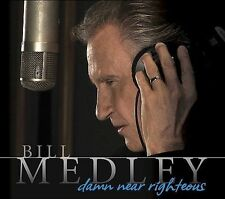BILL MEDLEY: Damn Near Righteous (CD, Sep-2007, Westlake Records) New / Sealed