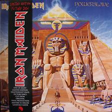 Iron Maiden – Powerslave on Picture Disc Vinyl LP NEW