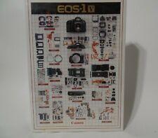 Jigsaw Puzzle Canon EOS 1v NEW